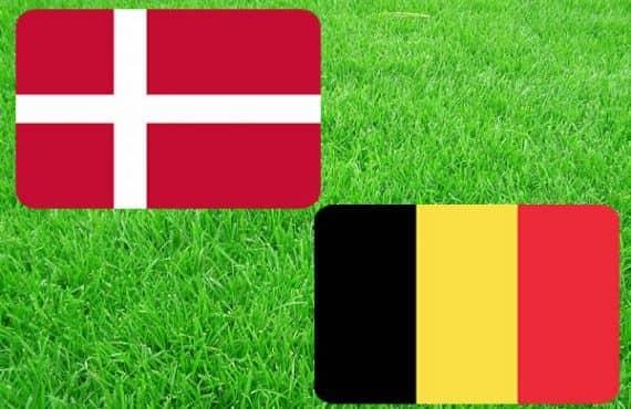 Ставки и предварительный прогноз на поединок Бельгия - Дания