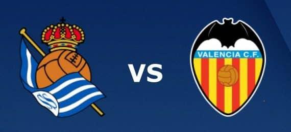 Ставки и предварительный прогноз на поединок Реал Сосьедад - Валенсия