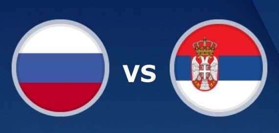 Ставки и предварительный прогноз на поединок Россия - Сербия