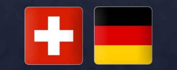 Ставки и предварительный прогноз на поединок Швейцария - Германия