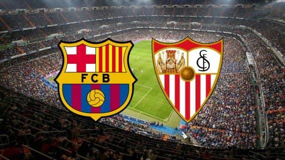 Ставки и предварительный прогноз на поединок Барселона - Севилья