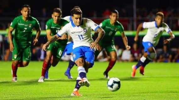 Ставки и предварительный прогноз на поединок Бразилия — Боливия