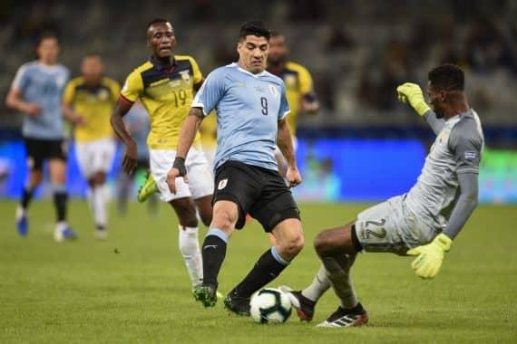 Ставки и предварительный прогноз на поединок Эквадор - Уругвай