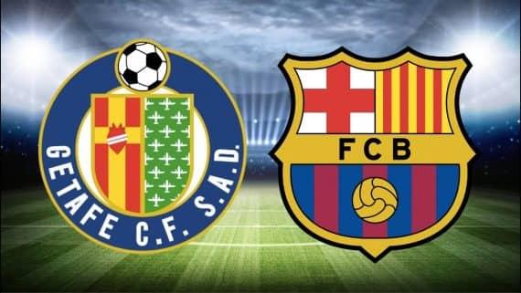 Ставки и предварительный прогноз на поединок Хетафе - Барселона