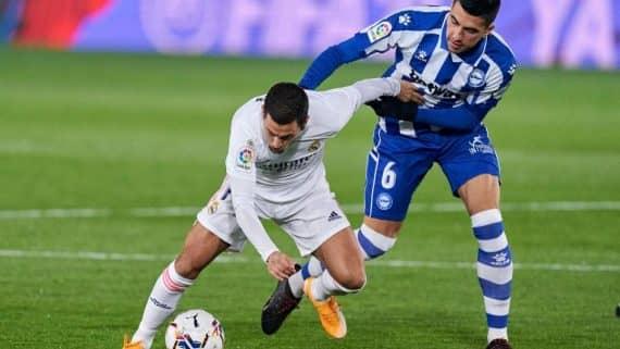 Ставки и предварительный прогноз на поединок Алавес - Реал Мадрид