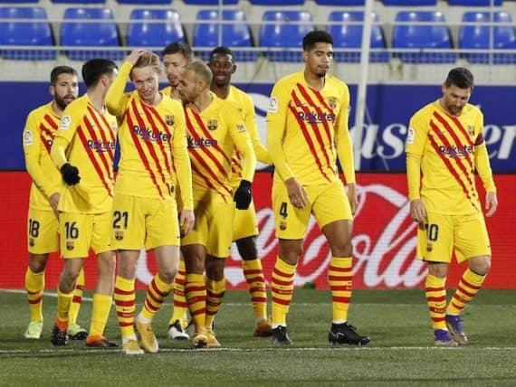 Уэска - Реал Бетис пpoгнoз нa мaтч испанской Ла Лиги пo футбoлу 11 января
