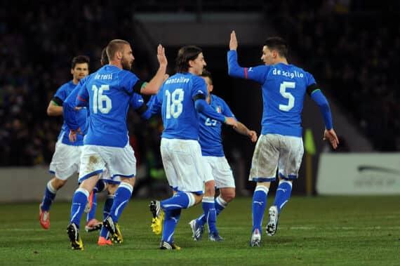 Италия - Сан Марино пpoгнoз нa товарищеский мaтч по футболу 28 мая