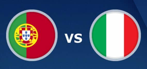 Ставки и предварительный прогноз на поединок Португалия U21 - Италия U21