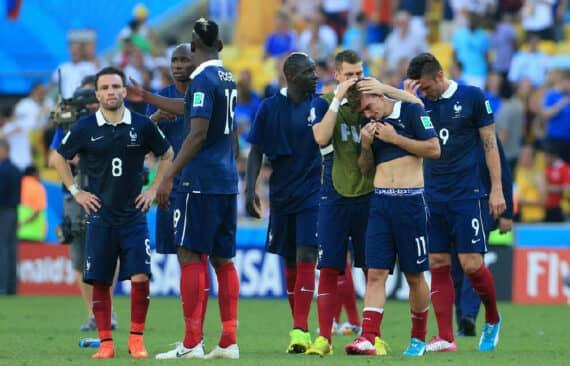 Франция – Германия пpoгнoз нa футбольный мaтч чемпионата Европы 15 июня