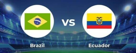 Ставки и предварительный прогноз на поединок Бразилия — Эквадор