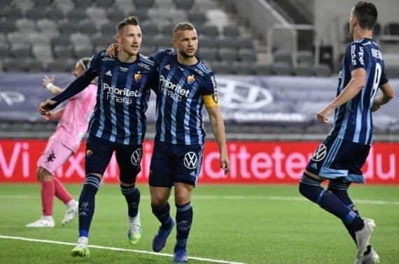 Пpoгнoз на футбольный поединок шведского Аллвенскана Юргорден – Сириус 19 июля